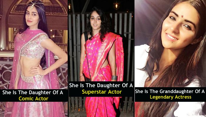 12 Famous Bollywood Star Kids Who Are Ruling The Internet Like How