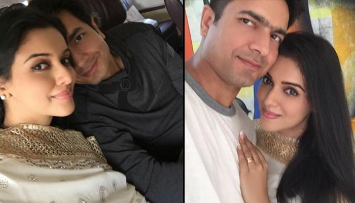 Rahul Sharma Tweets An Adorable Birthday Wish For Asin And Thanks Her For Completing 'Our World'