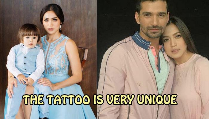 Vishal Singh's Girlfriend, A Single Mom, Surprised Him With A Tattoo On His Birthday