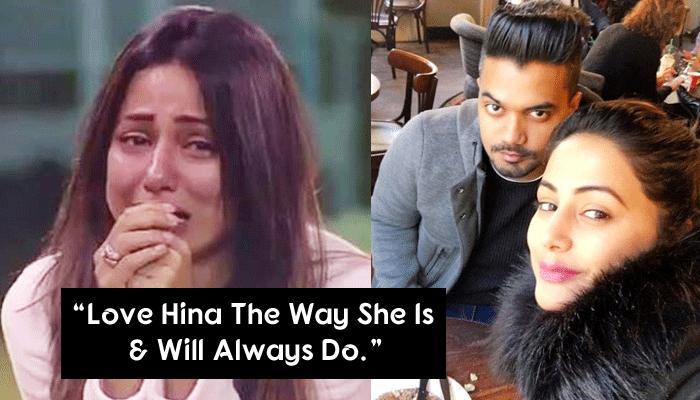 While Everyone Is Trolling Hina Khan Her Alleged Boyfriend Rocky