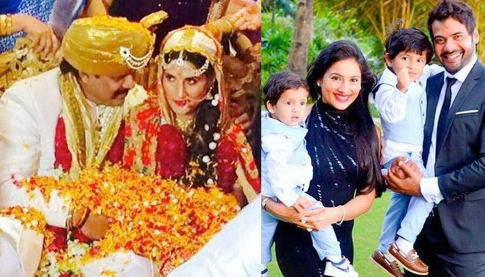 Naagin Actress Sharika Raina Got Married To Shabir Ahluwalia's Elder Brother Sameer