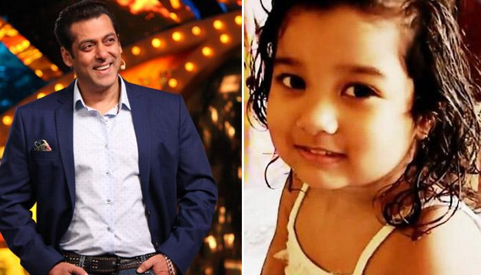Salman Khan Would Blush After Watching Cute 3-Year-Old Girl's Marriage Proposal