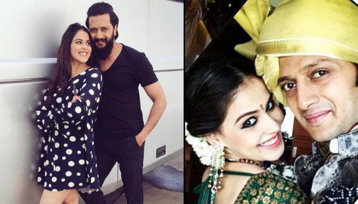 Best Friends Forever: An Eternal Love Story Of Riteish And Genelia Deshmukh