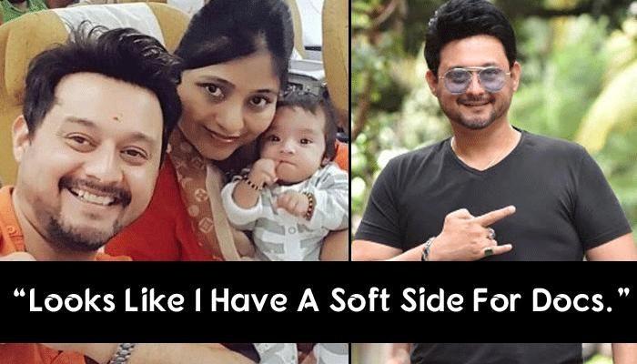 Famous Actor Swapnil Joshi Married Twice In Real Life And Both The Las Are Dentists