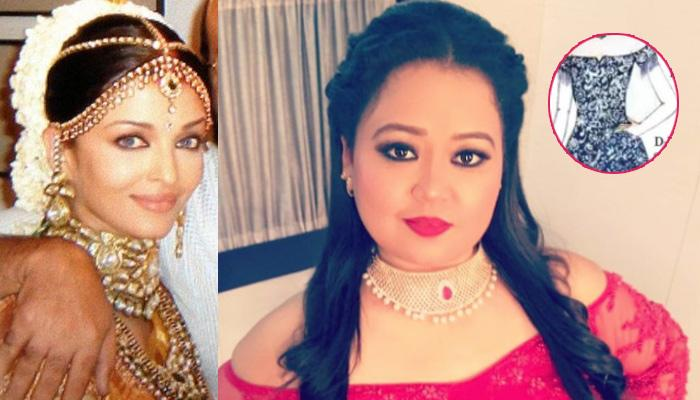 Aishwarya's Wedding Designer Is Designing Bharti's Wedding Outfit, This Is What Bharti Will Wear