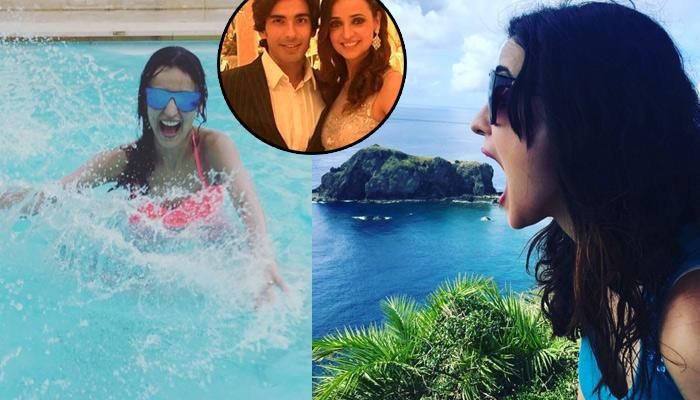 The Travel Pictures Of Sanaya Irani And Mohit Sehgal Is Nothing Less Than Love At First Sight