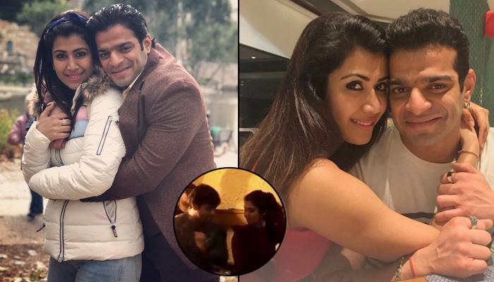 Karan Patel Grooves With His Wife Ankita Bhargava On Govinda And Twinkle's Song 'Joru Ka Ghulam'