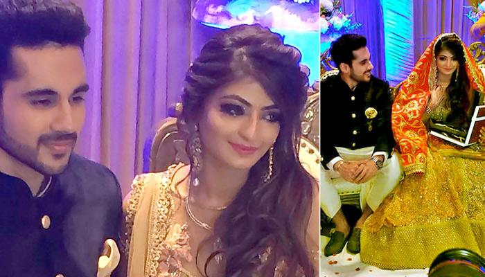 Abhishek Bajaj Gets Engaged To His Girlfriend; Both Get Wedding Date Tattooed On Their Fingers
