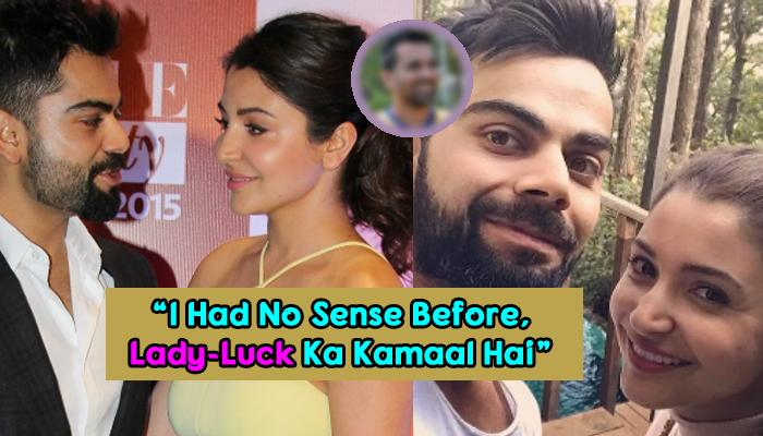While Talking About Anushka, Virat Thanks This Khan Who Advised Him Not To Hide His Relationship