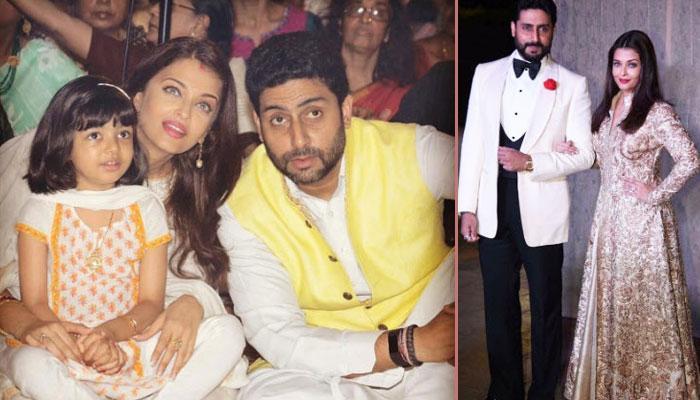 9 Cutesy Moments Of Abhishek Bachchan And Aishwarya Rai That Prove They Still Adore Each Other