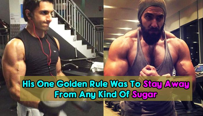 For His Role In 'Padmavati', This Is The Fitness And Diet Regime That Ranveer Singh Followed
