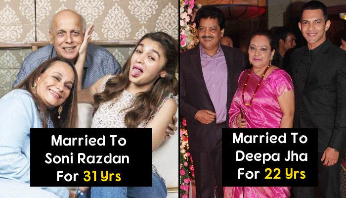 6 Famous Bollywood Stars Who Remarried Without Divorcing Their