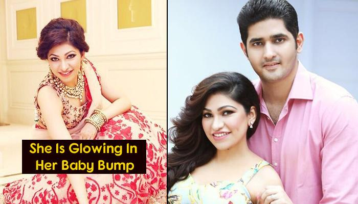 Singer Tulsi Kumar Announces Her Pregnancy And Looks Stunning In Her Maternity Photoshoot