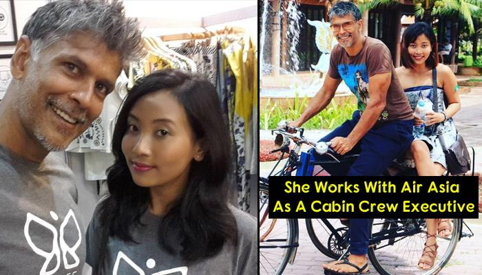 Milind Soman's Girlfriend's Name Is Not Ankita Konwar And She Is Not 18 Years Old