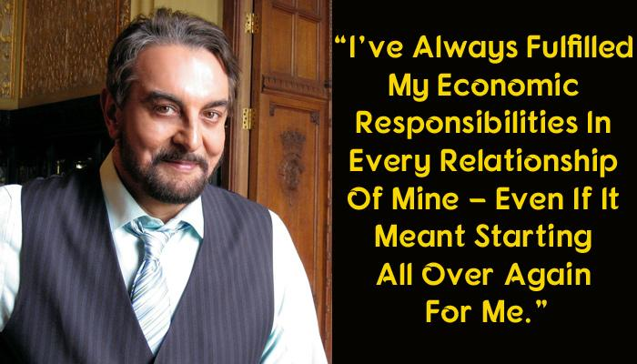 After Marrying 3 Women And 1 Fling, Kabir Bedi Finally Married His Soulmate At The Age Of 70