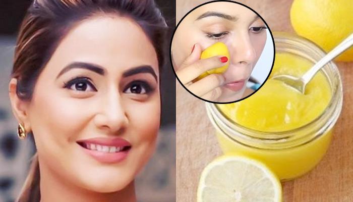 Lemon Face Masks For Brighter Clearer Skin Tone ...