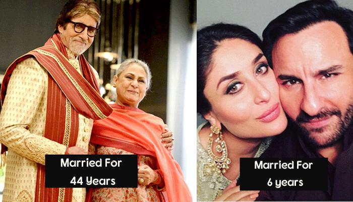 8 Super Inspiring Couples Of Bollywood Who Justify 'Love Is Strong'