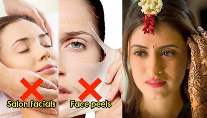 3 Popular Bridal Beauty Treatments That Should Never Be Done Before Wedding Day