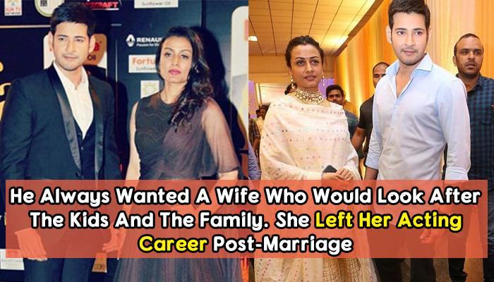 He Is Conventional, She Is 4 Years Older: Love Story Of Mahesh Babu And Namrata Shirodkar