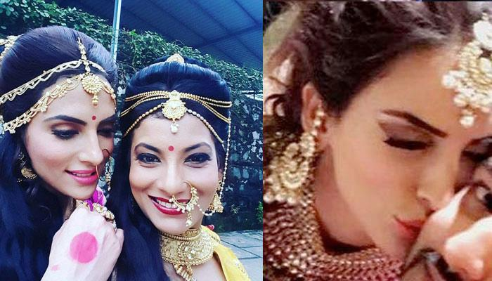 'Chandra Nandni' Fame Mansi Sharma Gets Engaged To A Famous Singer And They Make A Hot Couple