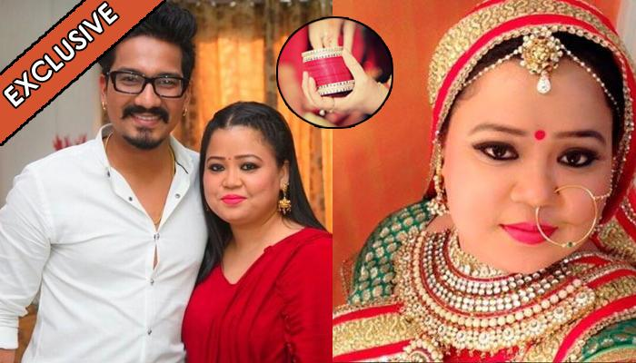 Punjabi Bride, Bharti Singh Will Wear 'Blood Red Chooda' And This Is How It Might Look Like!