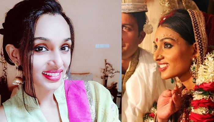 Famous Actress Resshmi Ghosh Is Married To 'Sasural Simar Ka' Actor, Her PDA Is Giving Us Goals