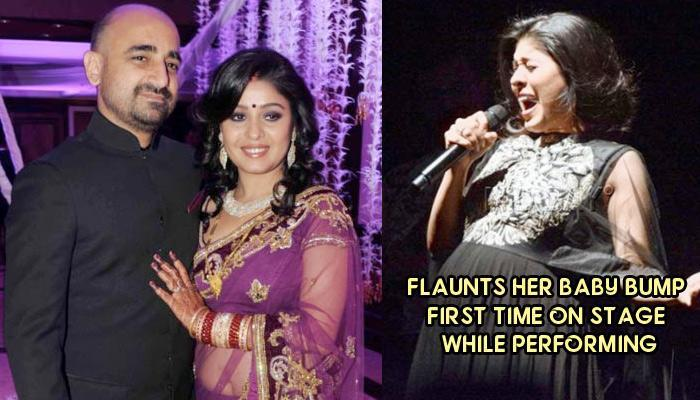 Sunidhi Chauhan Is 6 Months Pregnant, Expecting Her First Child From Second Husband