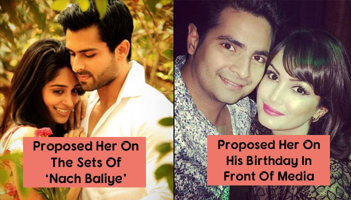 These 5 Cutest Proposal Stories Of Television Celebrities Will Make You Fall In Love With Them