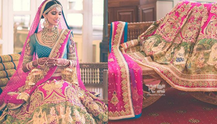 How To Keep Bridal Lehenga 'Always Fresh' Without Spoiling The Delicate Fabric