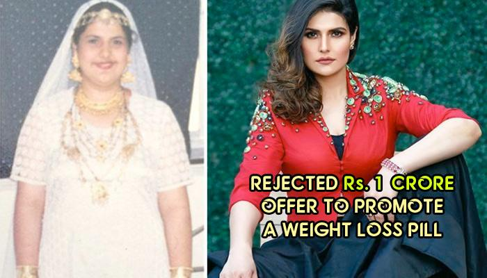 Zareen Khan's Insane Weight Loss Makeover, From 100 To 57 Kilos; Left Body Shamers Ashamed