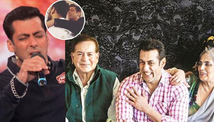 Salman Sings 'Jab Koi Baat Bigad Jaye' On His Parents' Anniversary, It's The Best Gift From A Son