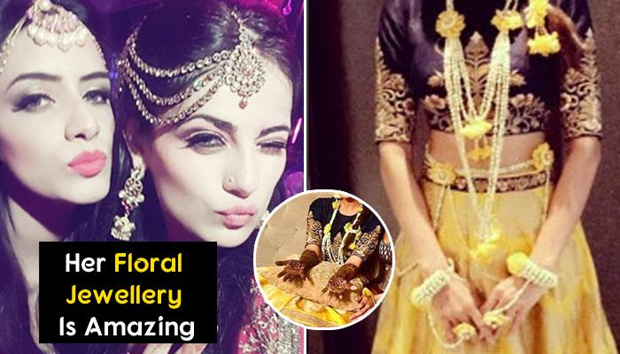 'Meri Aashqui Tumse Hi' Fame Actress Looked Like A Doll On Her Mehendi Ceremony, Pics Inside