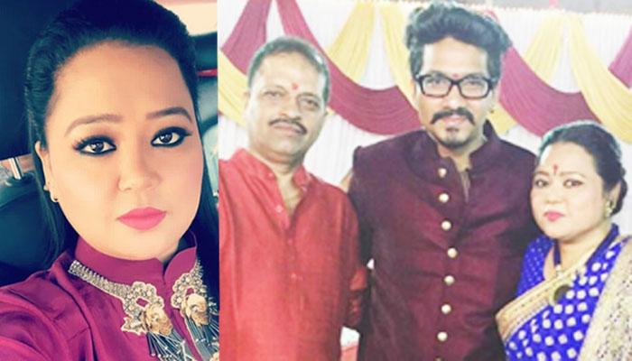 Bharti Was Missing From The First Function Of Her 'Shaadi', Here's How The Family Celebrated It