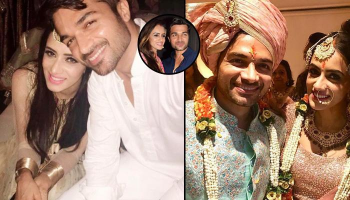 Newly-Weds Smriti Khanna And Gautam Gupta Are Glowing On Their Starry Reception Party