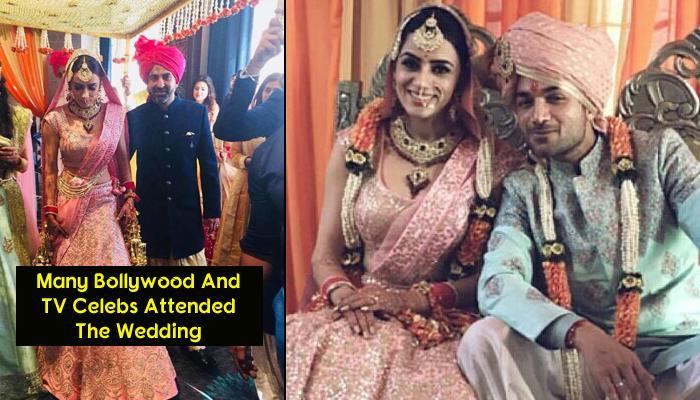 'Meri Aashiqui Tumse Hi' Actors Get Married In A Grand Style, Bride's Lehenga Is Every Girl's Dream