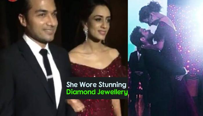 Newbie 'Bahu' Smriti Khanna Looked Ravishing In Mermaid Gown At Her Reception Party