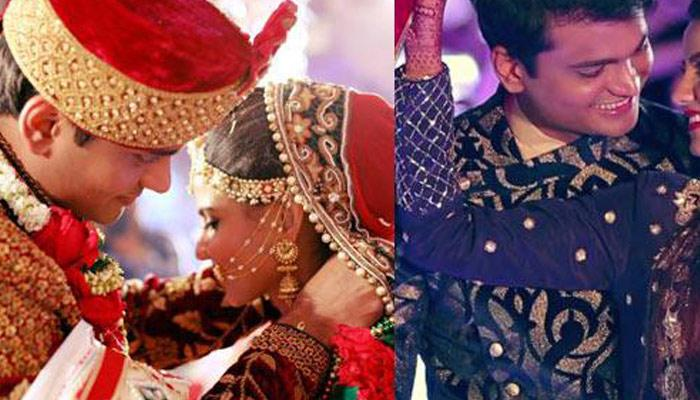 Married This Diamond Merchant Last Year, Famous Celeb's Gujarati Wedding Video Is Amazing!