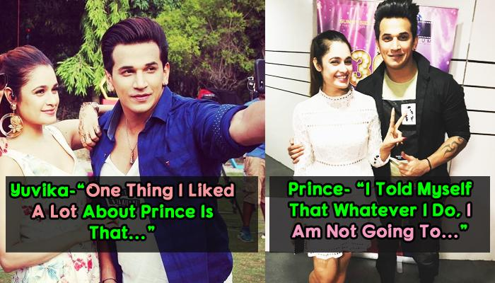 Lovebirds Prince And Yuvika Prove That Couples Who Meet On Reality Shows Can Also Last Long
