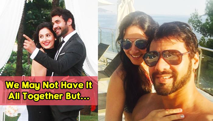 On 6th Marriage Anniversary, Shabir Wishes Kanchi In A Sweet Way, Her Reply Is Even Sweeter