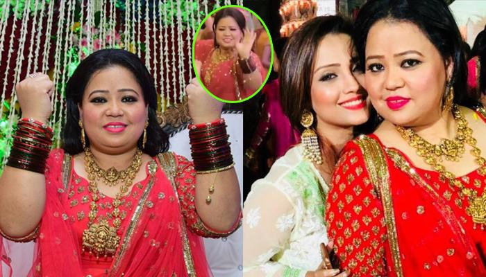 Bharti's Dance On Her Bangle Ceremony Will Make You Believe Why Punjabis Are The Best