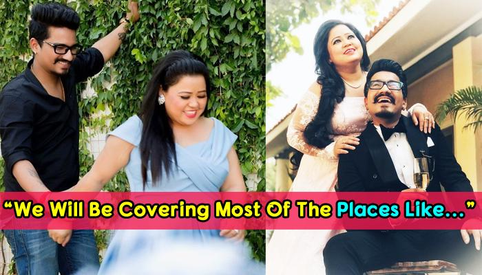Bharti Singh Reveals Her One-Month-Long Honeymoon Plan Post-Marriage With Haarsh Limbachiyaa