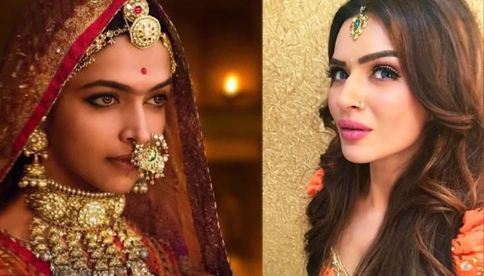 There Is A Connection Between Deepika In 'Padmavati' And Bride-To-Be Aashka Goradia, Know How
