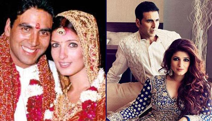 Twinkle Khanna Posts An Adorable Video For Akshay Kumar On Their 16th Wedding Anniversary