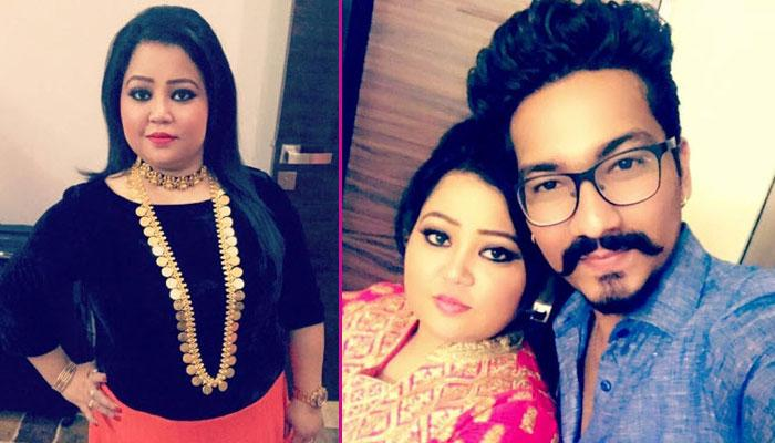 Comedy Queen Bharti Singh Just Had A Secret Roka Ceremony With Her Rumoured Boyfriend
