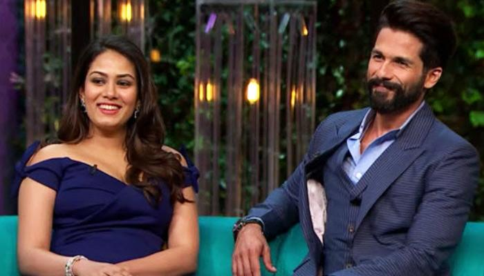 Shahid And Mira Gave Some Amazing Reasons Why One Should Opt For An Arranged Marriage