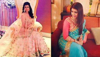 8 Stylish Looks Of Ankita Bhargava Prove That She Is 'The Fashionista' Of Television