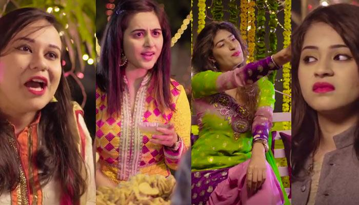 7 Types Of Girls You Will Find At An Indian Wedding