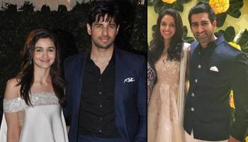 The Entire Bollywood Graces Ronnie Screwvala's Daughter Trishya's Wedding Reception