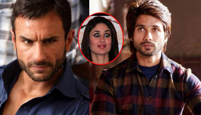 After Kareena-Shahid's Breakup, Saif And Shahid Came Face-To-Face And This Is How They Reacted