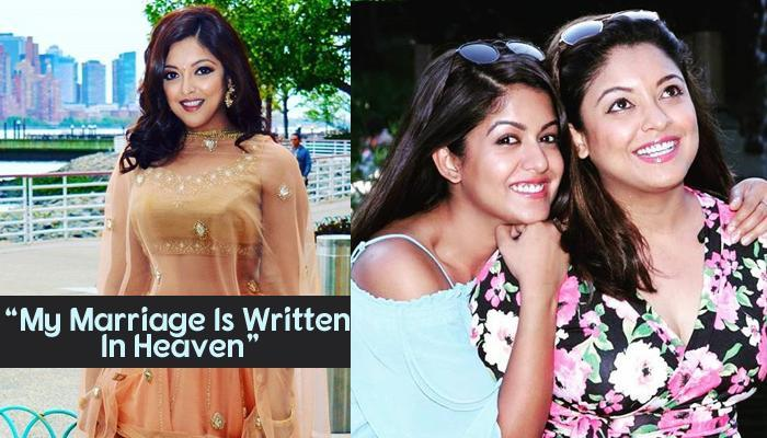 Sister Tanushree Dutta Reveals Why She Missed Sister Ishita's Wedding, Her Marriage Plans On Card?